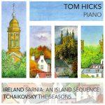 Tom Hicks - Piano (album cover)